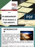 Planeamiento de Mina