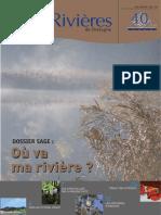 149 Eau & Rivières 149 - Automne 2009 - Dossier Ou Va Ma Rivière