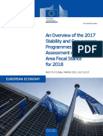 Eurozone fiscal stance for 2018