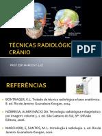 Técnicas Radiológicas Da Cabeça e Pescoço