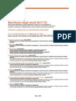Bando Professioni Sanitarie 2017-18 Università Di Udine