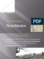 Aula Neoclassicismo