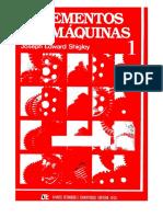Elementos de Maquinas Joseph E Shigley Vol - 1 (by Drz)
