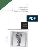 A Subjetividade do encarcerado um desafio para a psicologia.pdf