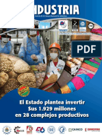 Complejos Productivos Bolivia