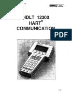 Hart Communicator 275 for Displacer Level Transmitter