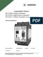 Pr5210 Manual