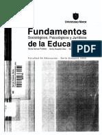 fundamentos de la educacion.pdf