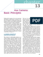 Chapter 13 the Gamma Camera Basic Principles