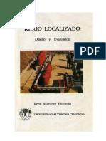 RIEGO LOCALIZADO, DISEÑO Y EVALUACION (RENÉ MARTINEZ ELIZONDO).pdf