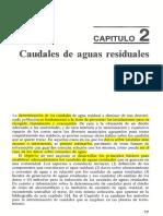 Cap 2 y 3 - Contaminacion de Aguas