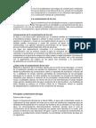 Contaminación Del Rio, Aptitud y Convivencia Pacifica
