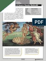 Nascita Di Venere ( Botticelli )