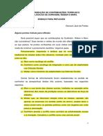 Breve Introducao as Contribuicoes Teoricas e Metodologicas de Durkheim