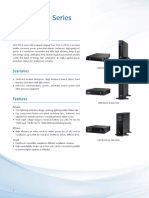 Huawei Ups2000-g Series (1kva-20kva) Datasheet