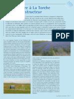 138 Eau & Rivières 138 - Hiver 2007 - Dossier Bulbiculture Non definitif