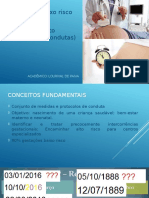 Obstetrícia Trabalho
