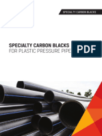 Brochure Specialty Carbon Blacks for Plastic Pressure Pipe