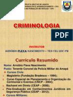 Criminologia CFO 2016-Completo