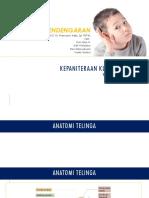 Fisiologi Telinga Dan Keseimbangan