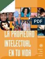 La propiedad intelectual en tu vida OMPI.pdf