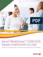 Impresora Multifuncion Xerox 7225