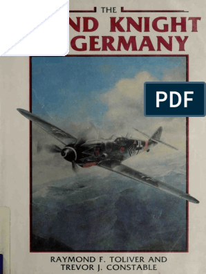 284397903-The-Blond-Knight-of-Germany pdf | Flying Ace | Military