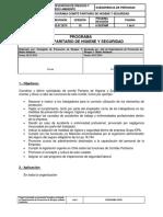 PI-RA-011 Comite Paritario de Higiene y Seguridad