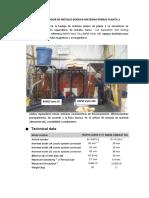 Informe Separador de Metales