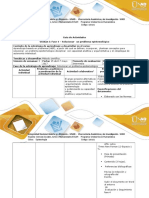 Guía de Actividades -Fase 4-Solucionar Un Problema Epistemológico