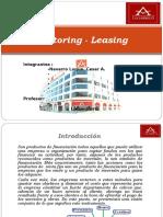 Finanzas Factoring Leasing