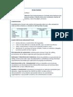 Ficha técnica Guayaba