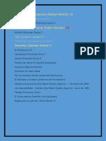 Lista de Canciones de Guastavino