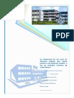 Informe de Tasaciones Grupo Nº3
