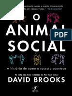 o Animal Social - David Brooks