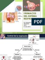 Clase 15 Far 2015 6 8 Farmacos Del Sistemarespiratorio