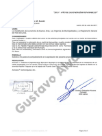 Proyecto de Resolución Cartel Ingreso a la Ciudad de Lanús