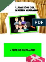 Exposicion de Recursos Humanos