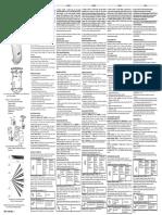 Manual de Instalare LC 100PCI