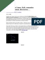 Introducción Linux
