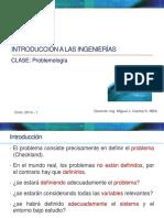 Clase Problemologia 2014 1
