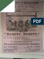 Humpty Dumpty - Program