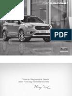 Preisliste Ford Kuga Vignale
