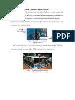 Comunicación Entre Arduino Leonardo y Módulo Ethernet