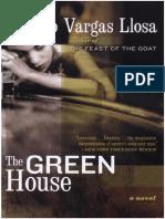 The Green House - Mario Vargas Llosa
