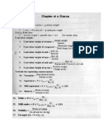 Moles and Equivalace Dpp