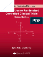 John N.S. Matthews Introduction to Randomized Controlled Clinical Trials, Second Edition Texts in Statistical Science Series.pdf