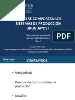 Sistemas de Produccion Uruguayos