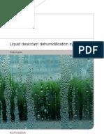Kathabar Liquid Desiccant Product Guide Digital