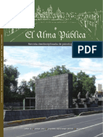 Revista Alma Pública No. 04 - 2009
